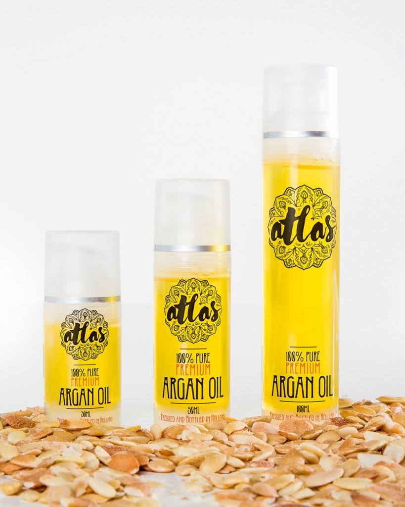 Cosmetische Arganolie