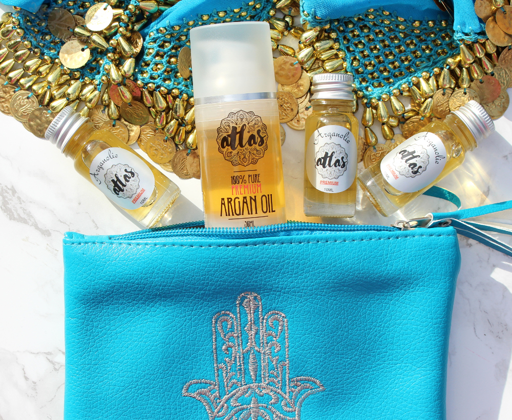 atlas argan producten